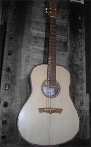 chitarra acustica tino pomele