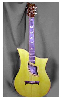 chitarra acustica charlie